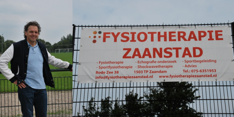 Spreekuur Fysiotherapie Zaanstad Op Onze Club.