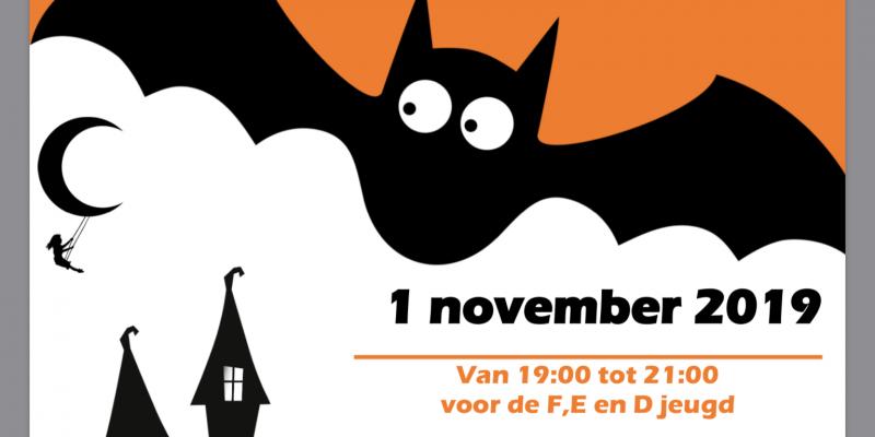 Halloweenfeest Voor De Jeugd